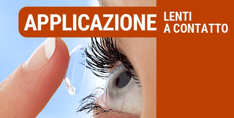 Applicazioni lenti a contatto, Centri Ottici Associati, Centro Ottico Castelmaggiore, Bologna